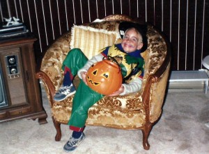L'halloween des six ans de Marc-André
