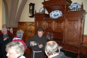 Monastère de père Franciscains, Zagreb, Croatie