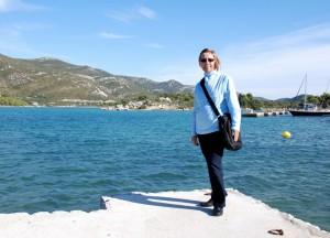 Ston, Croatie