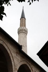 Minaret, Sarajevo, Bosnie-Herzégovine