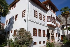 Une authentique maison ottomane, la maison Muslibegovic