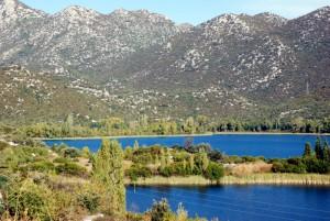 Les lacs Bacina, Croatie