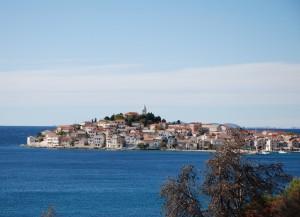 Presqu'île de Primosten, Dalmatie, Croatie