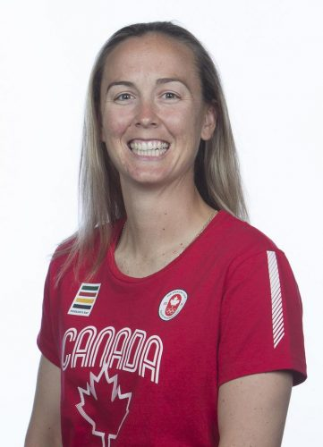 Ashley Stephenson, Équipe nationale féminine.