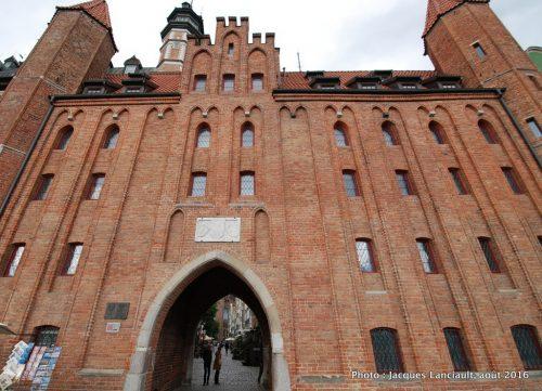 Porte de Marie, Gdańsk, Pologne