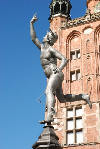 Mercure, Maison d'Artus, Gdańsk, Pologne