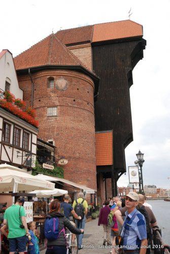 La Grue, Gdańsk, Pologne