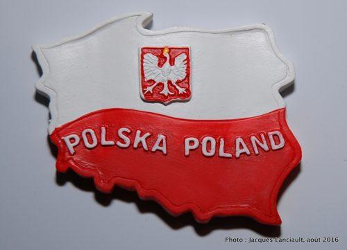 Les couleurs de la Pologne