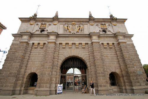 Porte Haute, Gdańsk, Pologne