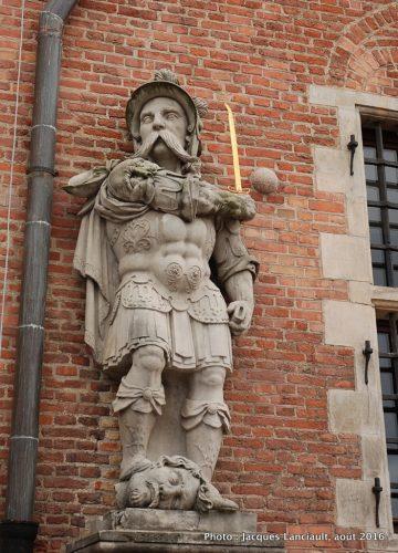 Académie des Beaux-Arts, Gdańsk, Pologne