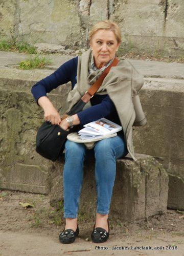 Krystyna Wozniak, accompagnatrice de Voyages Lambert en Pologne!
