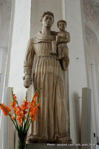 Basilique Notre-Dame, Gdańsk, Pologne