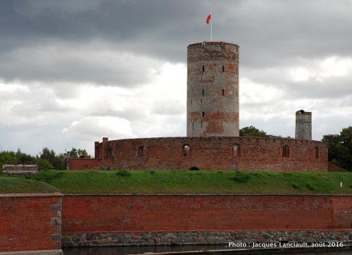 Forteresse de Wisłoujście, Gdańsk, Pologne