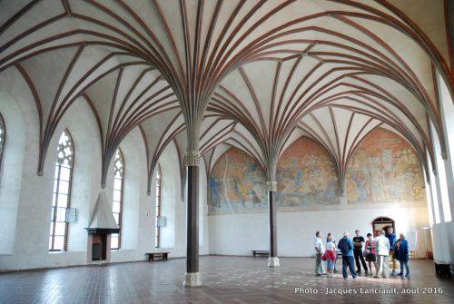 Forteresse de Malbork, Pologne