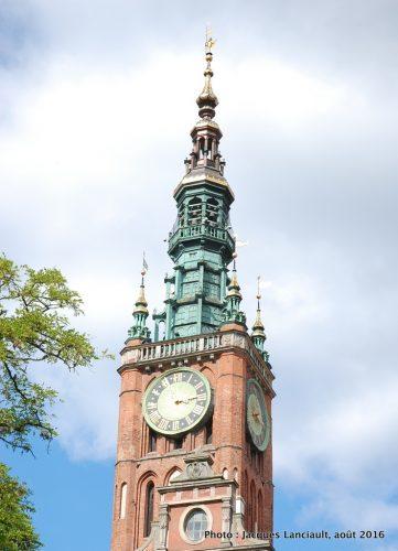 Musée d'histoire de la ville de Gdańsk, Gdańsk, Pologne