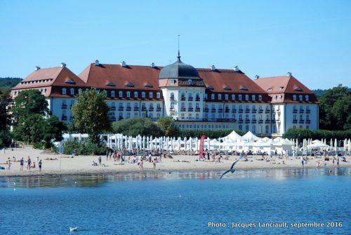 Grand Hotel, Sopot, Pologne