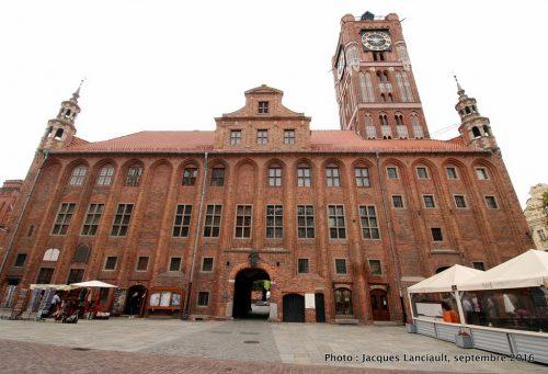 Hôtel de Ville de Toruń, Pologne