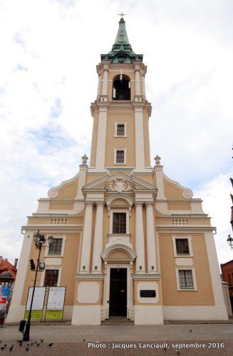 Église du Saint-Esprit, Toruń, Pologne