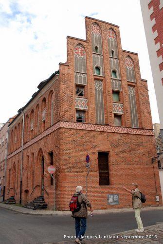 Édifices de Toruń, Pologne
