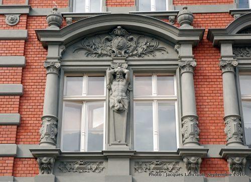 Maison de Toruń, Pologne