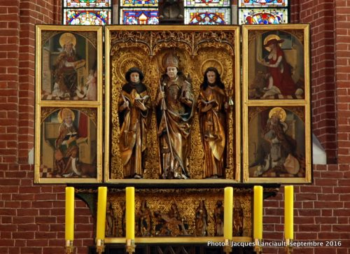Église des Saints Jean, Toruń, Pologne