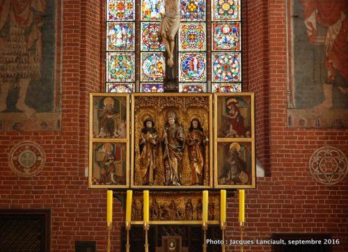 Cathédrale des Saints Jean, Toruń, Pologne