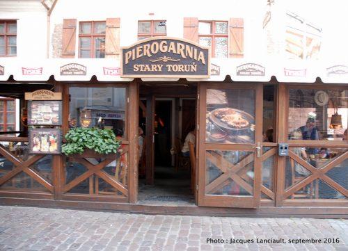 Restaurant «Pierogarnia Stary Toruń, Pologne