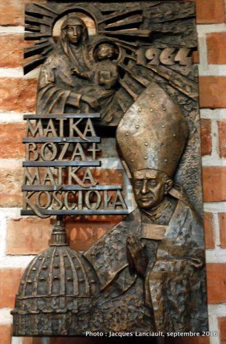 Centenaire de la Pologne, cathédrale de Gniezno, Pologne