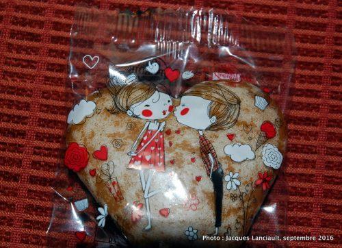 Petits biscuits au pain d'épice, Toruń, Pologne
