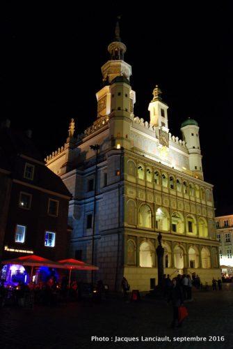 Hôtel de Ville de Poznań, Pologne