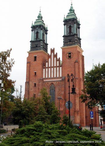 Basilique-archicathédrale Saint-Pierre-et-Saint-Paul, Poznań, Pologne