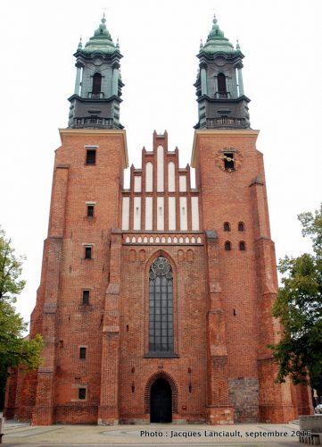 Basilique-archicathédrale Saint-Pierre-et-Paul, Poznań, Pologne