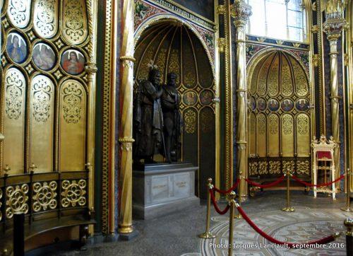 Chapelle d'or de la basilique-archicathédrale Saint-Pierre-et-Saint-Paul, Poznań, Pologne
