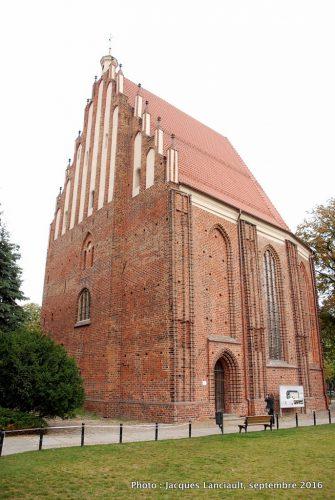 Église Sainte Marie, Poznań, Pologne