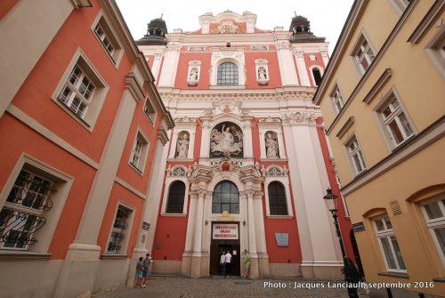 Basilique mineure Saint Stanislas, Poznań, Pologne