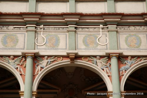 Ancien Hôtel de Ville, Poznań, Pologne
