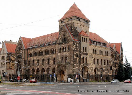 Place Adam Mickiewicz, Poznań, Pologne