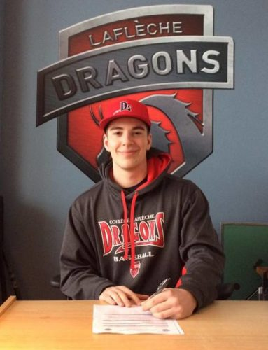 Mathieu Tremblay, McCook College