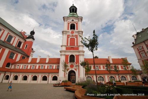 L'ancien collège des Jésuites, Poznań, Pologne