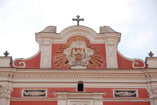 Église collégiale Saint-Stanislas, Poznań, Pologne