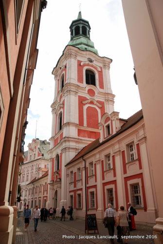 Ancien collège des Jésuites, Poznań, Pologne