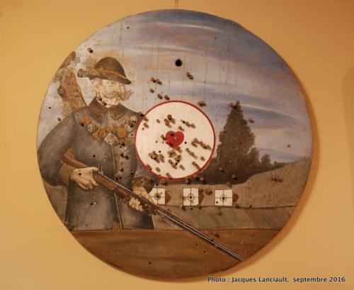 Jeu de fléchettes, Musée historique de la ville, Poznań, Pologne