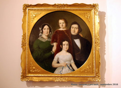 Portrait de famille, Musée historique de la ville, Poznań, Pologne