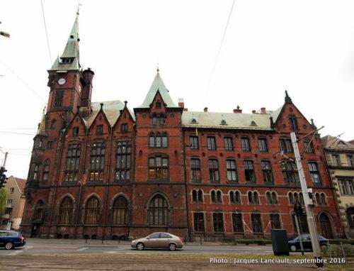 Bibliothèque de l'université de Wrocław, Pologne