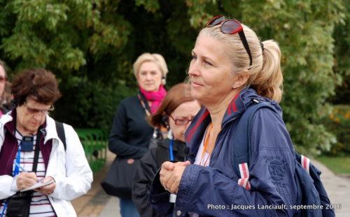 Notre guide locale à Wrocław, Ivona.