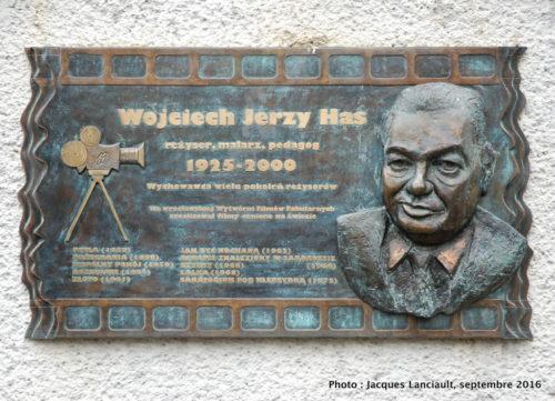 Wojciech Jerzy Has, Halle du Centenaire, Wrocław, Pologne
