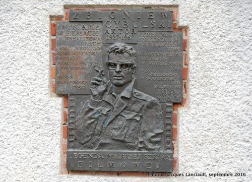 Zbigniew Cybulski, Halle du Centenaire, Wrocław, Pologne