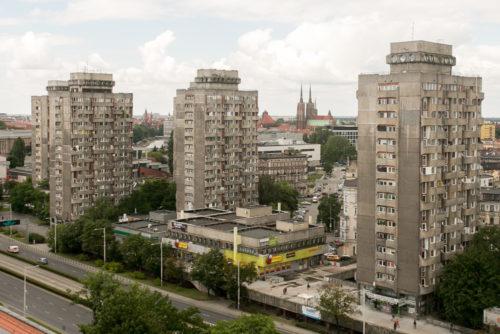 <i>Wroclaw's Manhattan</i>, Wrocław, Pologne