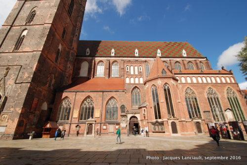 Église Sainte-Élisabeth, Wrocław, Pologne