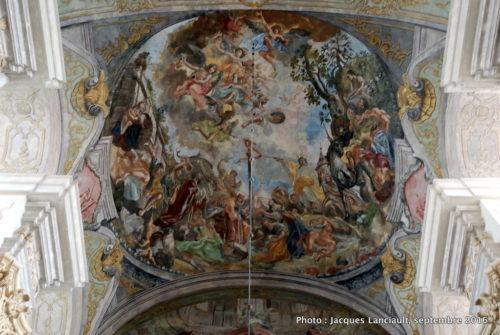 Église de l'Ascension et de la Sainte Croix, Brzeg, Pologne